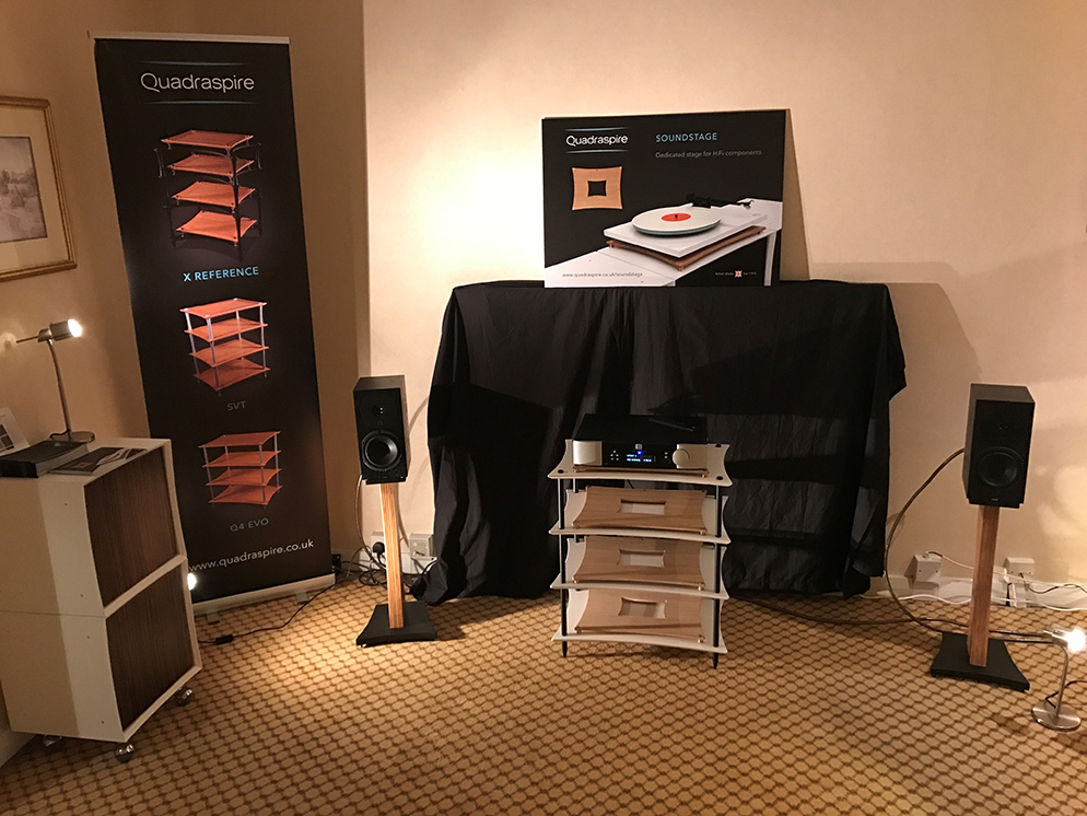Sound & Vision Show Bristol 2017 Acoustics The Chord Company
