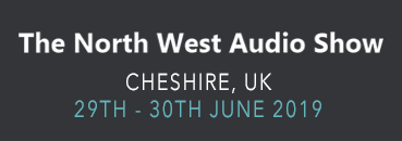 See Quadraspire at The North West Audio Show June 2019