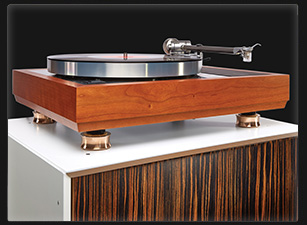 QPlus reference with Linn Kilmax LP12