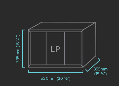 LP Qube Specifications
