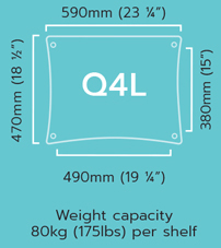 Custom Made Q4L Specifications