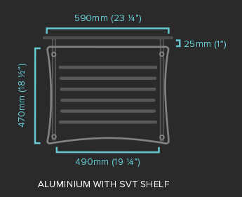 Aluminium with SVT Shelf Specification